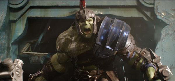 Mark Ruffalo รับบทเป็น Bruce Banner / The Hulk