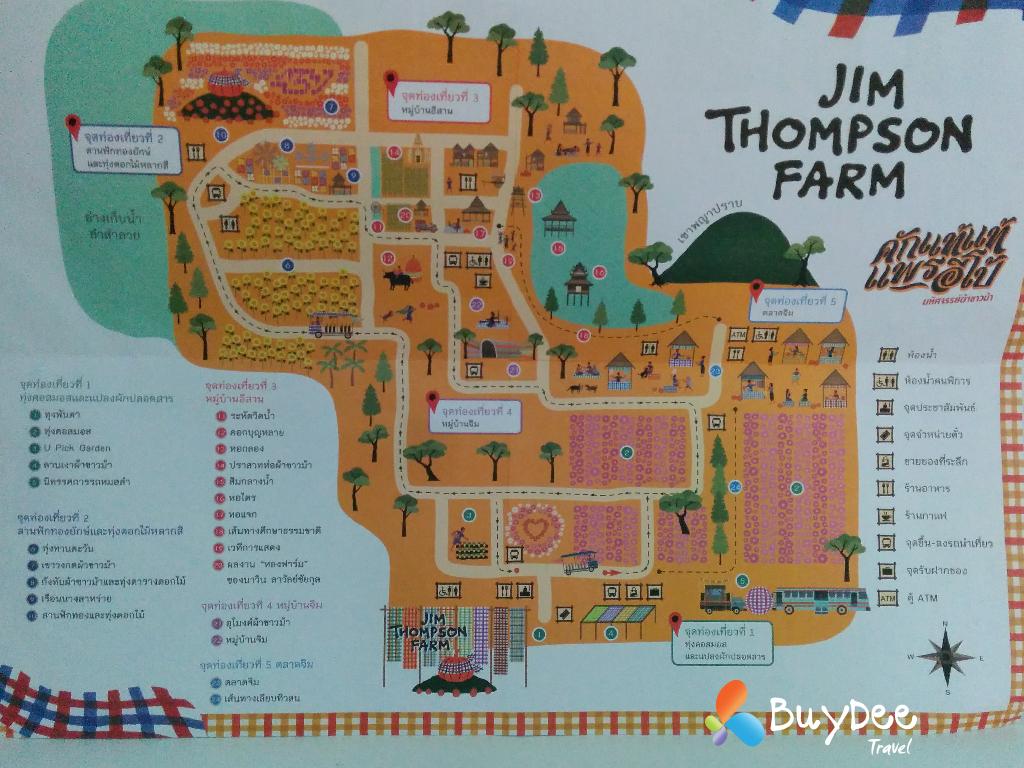จิม ทอมป์สัน ฟาร์ม