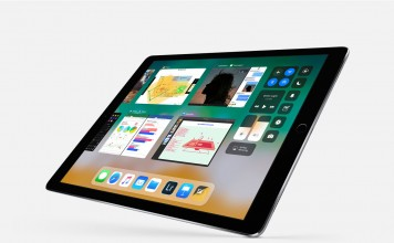 iOS 11 บน iPad Pro