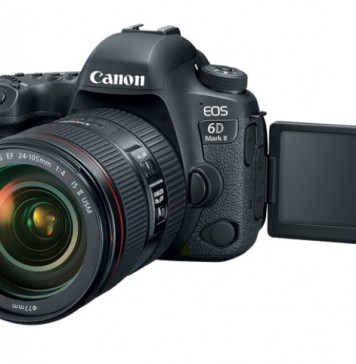 Canon EOS 6D Mark II กล้อง DSLR แบบ full-frame