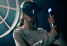 Lenovo สร้างอุปกรณ์ Reality Headset สำหรับเกมส์ Star Wars