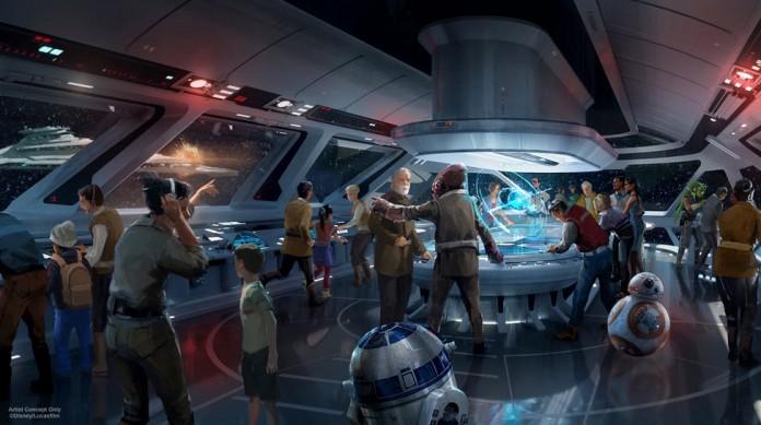 โรงแรม Star Wars
