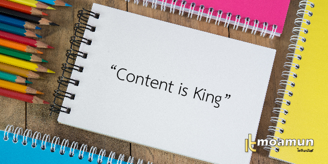 Content is King-01