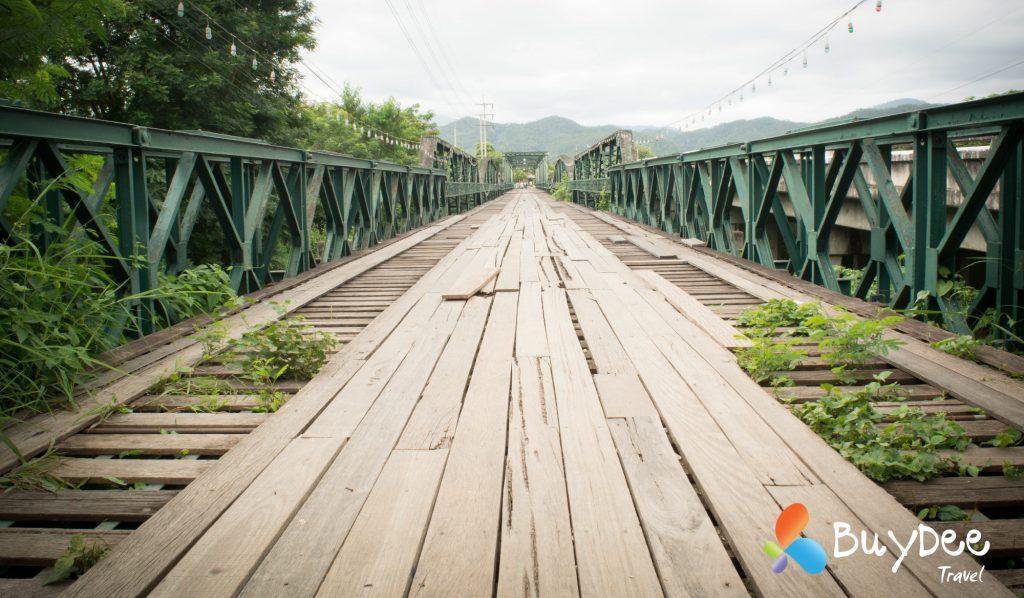สะพานประวัติศาสตร์ ท่าปาย (Tha Pai Memorial Bridge) ประตูสู่เมืองปาย